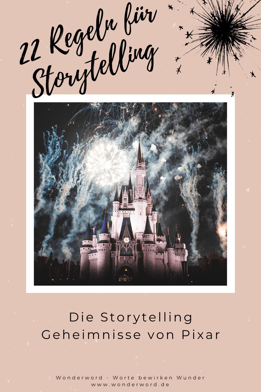 22 Regeln für Storytelling